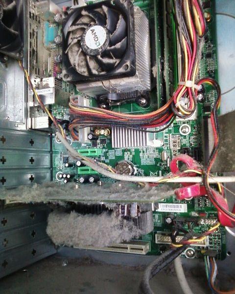 Как самому почистить вентилятор в компьютере - Vendservice.ru
