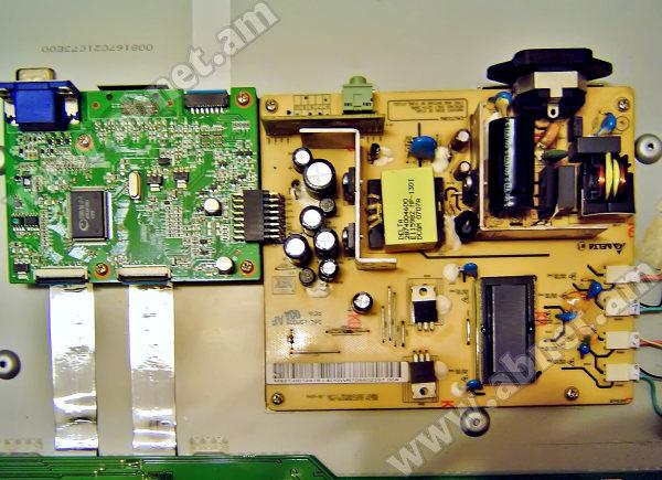 Ремонт LCD монитора Samsung